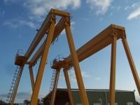 portal crane 16T