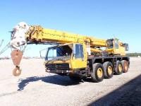 1992 KRUPP KMK4070 70 Ton All Terrain Crane
