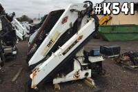 K541- 2005 IMT 160117 UNMOUNTED KNUCKLEBOOM; 7 TON TRUCK CRANE