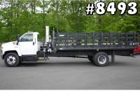 8493 – 2005 GMC C7500: AUTO CRANE KNUCKLEBOOM TRUCK