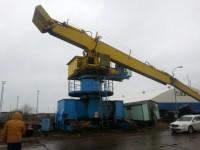 Scrap crane KSR A6/150