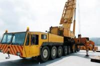 Used crane AC1600SL