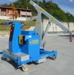 Gruniverpal GB500 electric mini crane